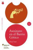 ASESINATO EN EL BARRIO GOTICO - NIVEL 2