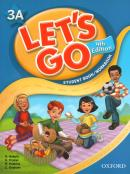 LETS GO 3A STUDENT BOOK/WORKBOOK WITH MULTI-ROM PACK - FOURTH EDITION