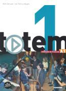 TOTEM 1 A1 - LIVRE DE L´ELEVE + DVD-ROM + MANUEL NUMERIQUE SIMPLE INCLUS