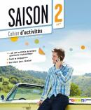 SAISON 2 (A2+) - CAHIER D´ACTIVITES + CD MP3