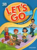 LETS GO 3B STUDENTS BOOK/WORKBOOK WITH MULTIROM PACK - 4TH ED