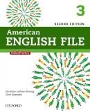 AMERICAN ENGLISH FILE 3 SB WITH ONLINE SKILLS - 2ND ED