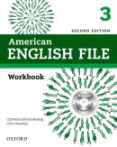 AMERICAN ENGLISH FILE 3 WORKBOOK WITH ICHECKER - 2ND ED