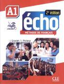 ECHO A1 - LIVRE D´ELEVE + DVD-ROM - 2E EDITION
