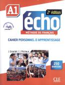 ECHO A1 - CAHIER D´EXERCICES + CD AUDIO - 2E EDITION