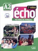 ECHO A2 - LIVRE + DVD-ROM - 2E EDITION