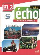 ECHO B1.2 - LIVRE + DVD-ROM - 2E EDITION