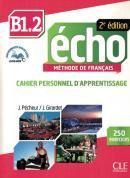 ECHO B1.2 - CAHIER D´EXERCICES + CD AUDIO - 2E EDITION