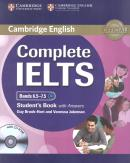 CAMBRIDGE ENGLISH COMPLETE IELTS BANDS 6.5-7.5 SB WITH ANSWERS & CD-ROM
