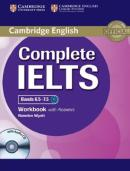 CAMBRIDGE ENGLISH COMPLETE IELTS BANDS 6.5-7.5 WB WITH ANSWERS WITH AUDIO CD