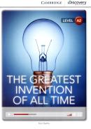 THE GREATEST INVENTION OF ALL TIME-  LOW INTERMEDIATE BOOK WITH ONLINE ACCESS
