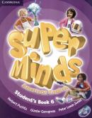 SUPER MINDS AMERICAN ENGLISH 6 STUDENT´S BOOK WITH DVD-ROM - 1ST ED