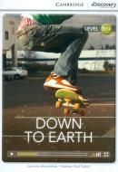 DOWN TO EARTH   - BOOK WITH ONLINE ACCESS B1+