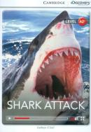 SHARK ATTACK- BOOK WITH ONLINE ACCESS A2+