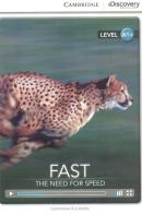 FAST - THE NEED FOR SPEED BOOK - WITH ONLINE ACCESS