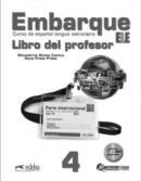 EMBARQUE 4 - LIBRO DEL PROFESOR