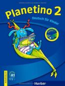 PLANETINO 2 - ARBEITSBUCH MIT CD-ROM
