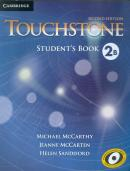 TOUCHSTONE 2 STUDENTS BOOK B - 2ND ED