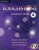 TOUCHSTONE 4 STUDENTS BOOK - 2ND ED