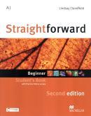 STRAIGHTFORWARD BEGINNER STUDENTS BOOK WITH WEBCODE - 2ND ED