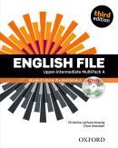ENGLISH FILE UPPER-INTERMEDIATE A MULTIPACK - 3RD ED