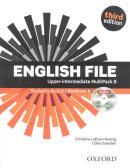ENGLISH FILE UPPER-INTERMEDIATE B MULTIPACK - 3RD ED