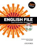 ENGLISH FILE UPPER-INTERMEDIATE STUDENTS BOOK WITH ITUTOR - 3RD ED