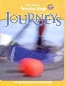 JOURNEYS WRITE-IN READER PRACTICE BOOK, GRADE 5