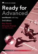 READY FOR ADVANCED WORKBOOK WITH KEY PACK - 3RD ED