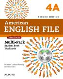 AMERICAN ENGLISH FILE 4A MULTIPACK - 2ND ED