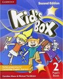 KIDS BOX 2 PUPIL´S BOOK - BRITISH - 2ND ED