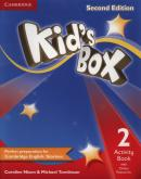 KIDS BOX 2 AB WITH ONLINE RESOURCES - BRITISH - 2ND ED