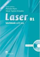 LASER B1 WORKBOOK WITH AUDIO CD - 3RD ED