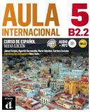 AULA INTERNACIONAL 5 LIBRO DEL ALUMNO B2.2 - N/E
