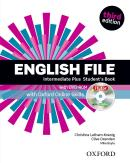 ENGLISH FILE INTERMEDIATE PLUS STUDENTS BOOK WITH ITUTOR AND ONLINE SKILLS - 3RD ED