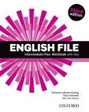ENGLISH FILE INTERMEDIATE PLUS WORKBOOK WITH KEY - 3RD ED