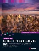 AMERICAN BIG PICTURE B2 STUDENTS BOOK SPLIT EDITION A WITH AUDIO CD