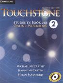 TOUCHSTONE 2 STUDENT´S BOOK WITH ONLINE WORKBOOK - 2ND ED