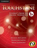 TOUCHSTONE 1A STUDENT´S BOOK WITH ONLINE WORKBOOK - 2ND ED