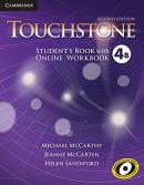 TOUCHSTONE 4B STUDENT´S BOOK WITH ONLINE WORKBOOK - 2ND ED
