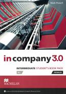 IN COMPANY 3.0 INTERMEDIATE STUDENTS BOOK PACK