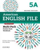 AMERICAN ENGLISH FILE 5A MULTIPACK WITH ONLINE PRACTICE AND ICHECKER - 2ND ED