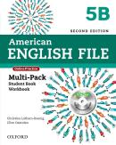 AMERICAN ENGLISH FILE 5B MULTIPACK WITH ONLINE PRACTICE AND ICHECKER - 2ND ED
