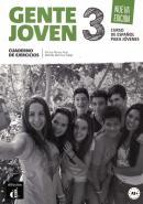 GENTE JOVEN - NUEVA EDICION - CUADERNO DE EJERCICIOS 3 - (B1)