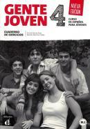 GENTE JOVEN - NUEVA EDICION - CUADERNO DE EJERCICIOS 4