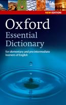 OXFORD ESSENTIAL DICTIONARY - 2ND ED