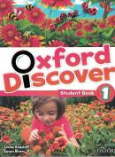 OXFORD DISCOVER 1 STUDENTS BOOK - 1ST ED