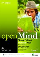 OPEN MIND 1 STUDENTS BOOK PREMIUM PACK- 2ND ED