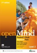 OPEN MIND 2 STUDENTS BOOK PREMIUM PACK - 2ND ED