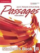PASSAGES 1B STUDENT´S BOOK - 3RD ED